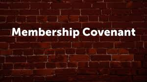 Membership Covenant